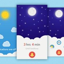 寝るまでの残り時間を可視化して、睡眠不足を解消するヘルスケアアプリ「To Bed」