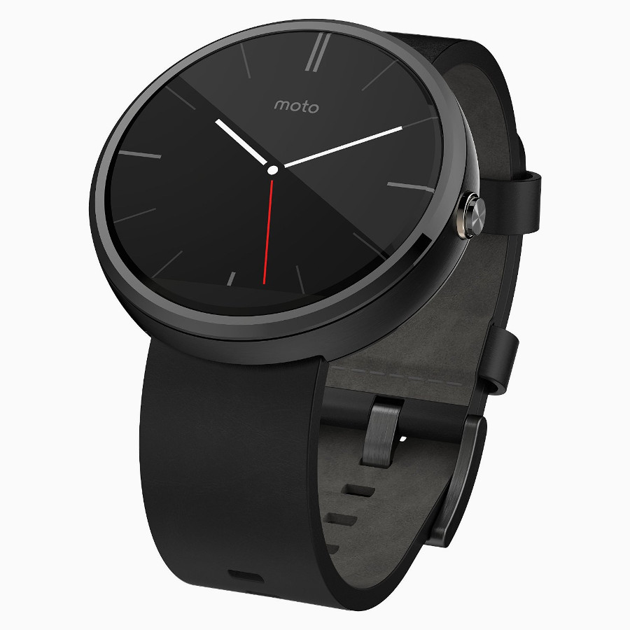 image : Moto 360 Watch on Amazon