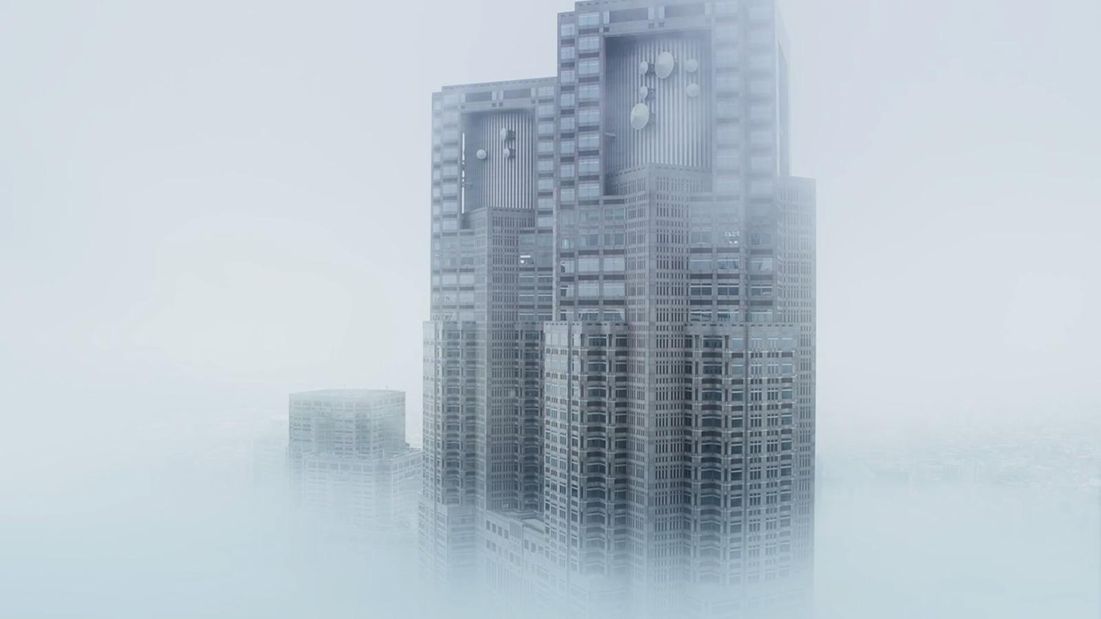 image : TOKYO DENSE FOG