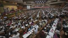 7 congreso del PCC, Cuba