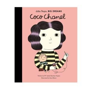 QR Coco Chanel
