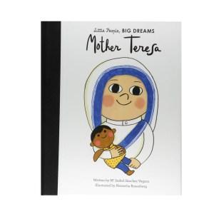 QR Mother Teresa