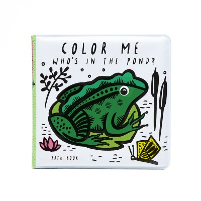 WG Color Me - Whos in the Pond