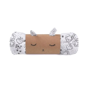 WG Organic Swaddle - Bunnies