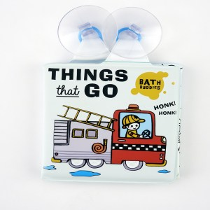 Bath Buddies - Things That Go 1