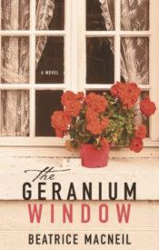 Geranium Window Cover