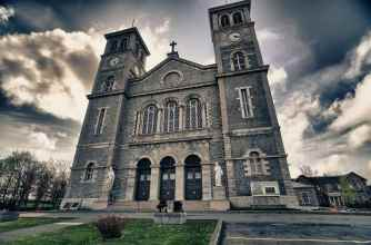 Photo of The Basilica Cathedral of St. John the Baptist, St. John's Newfoundland by Tk_White, Flickr