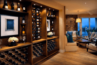 10 Beautiful Home Bar Design Ideas | Mira Winery