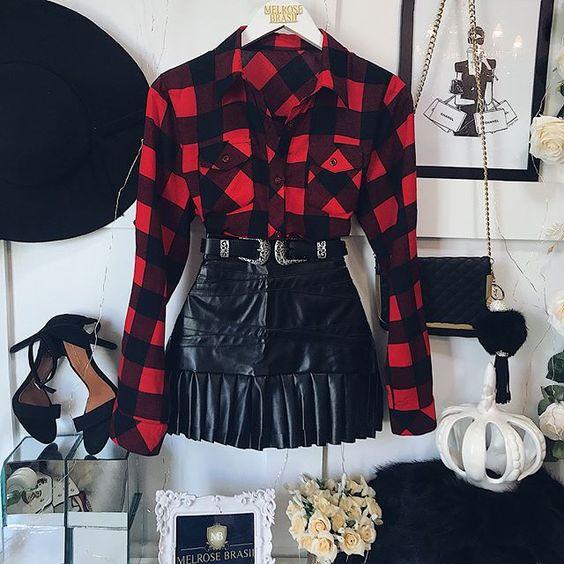 3 Tipos de look's para festa junina