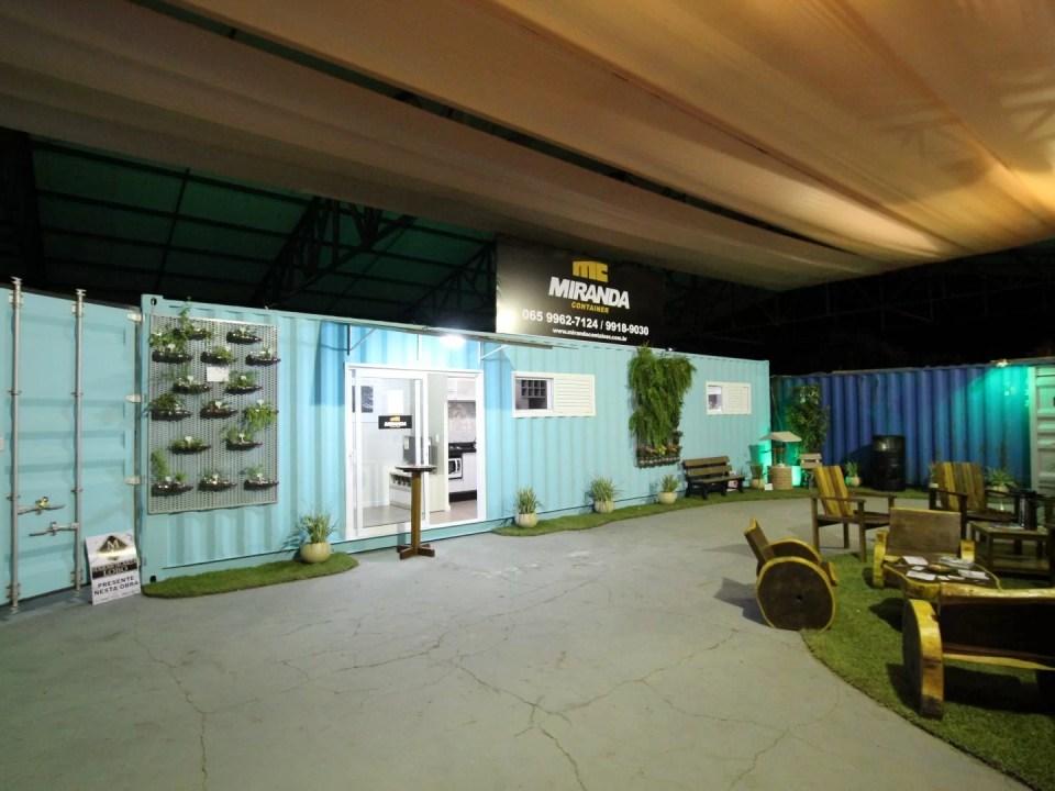 Casa com Container de 20 pés