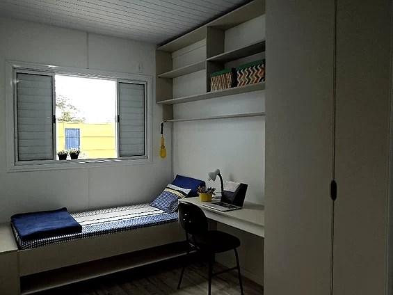 quarto-kitnet-container