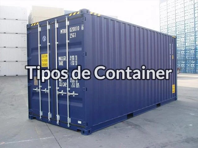 Tipos de Containers