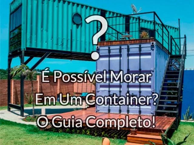 morar-em-container