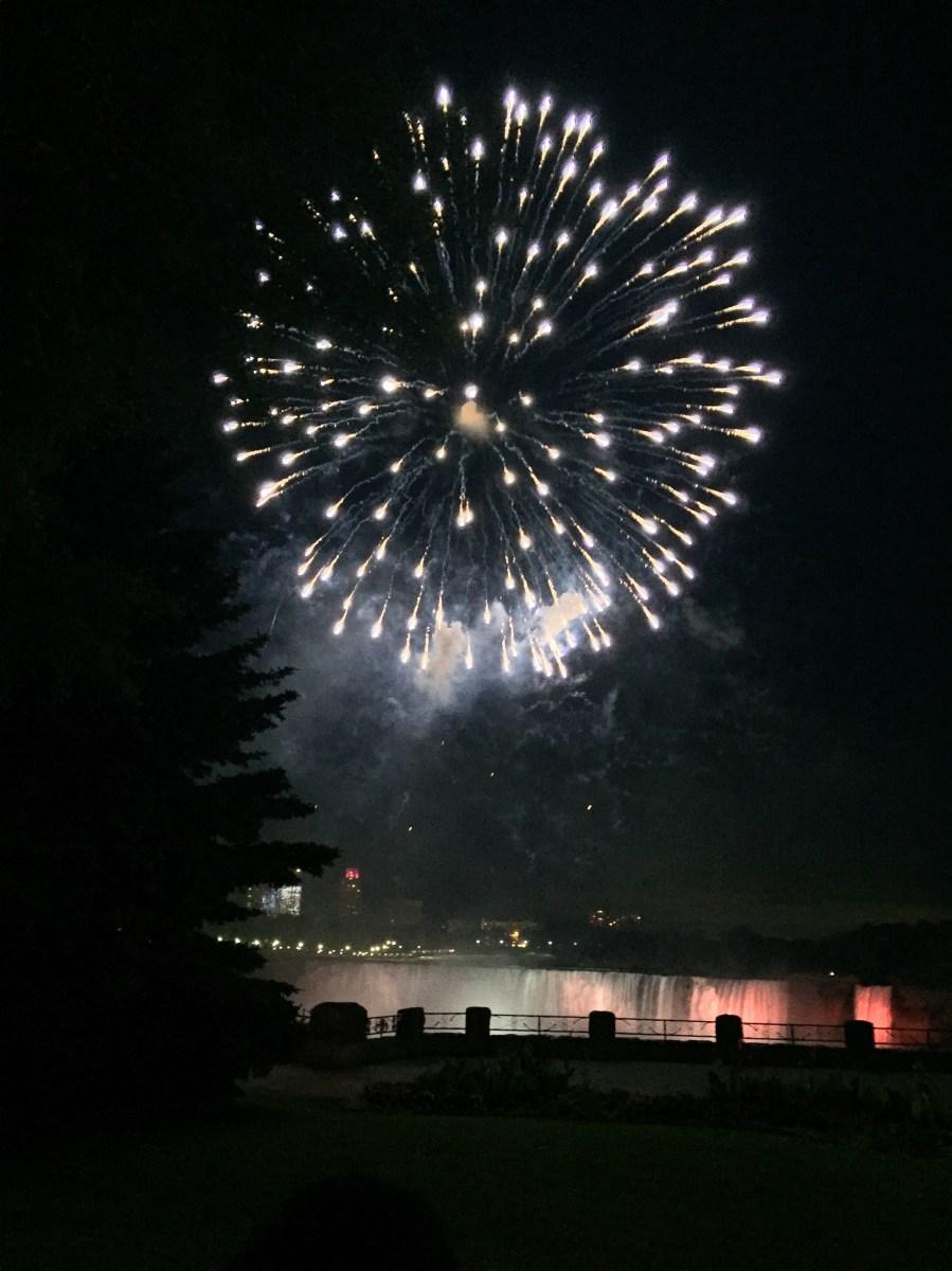 Canada Day . Independence Miranda Delancey