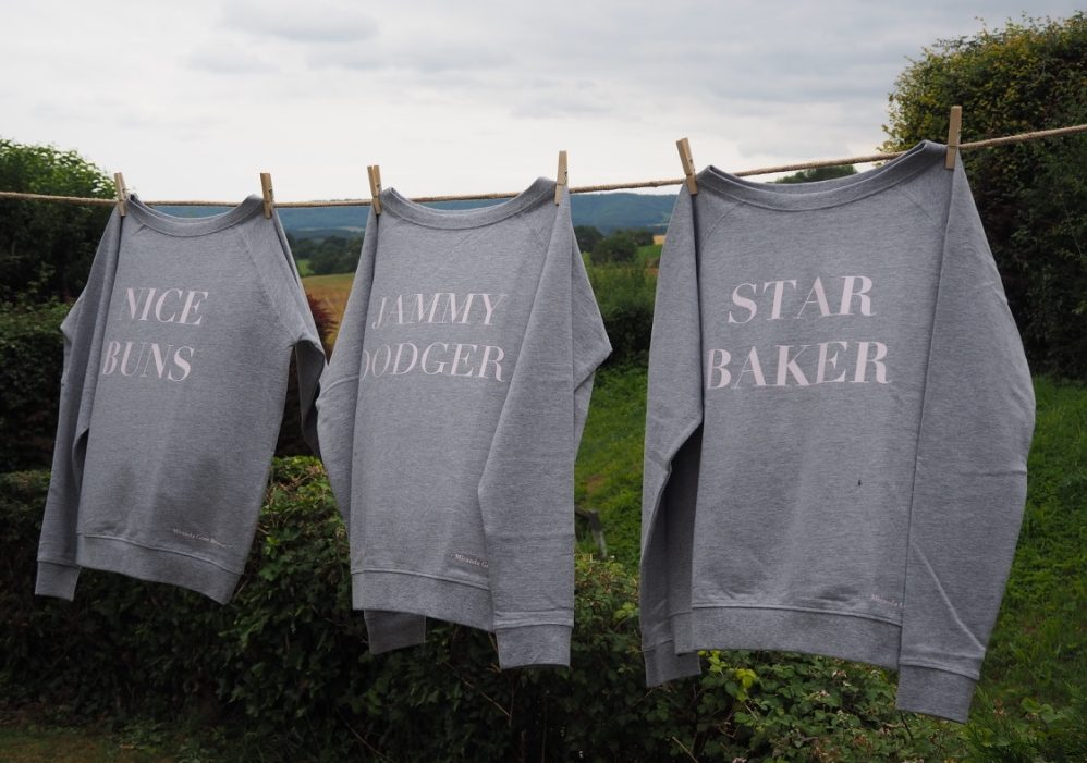Baking Sweatshirts