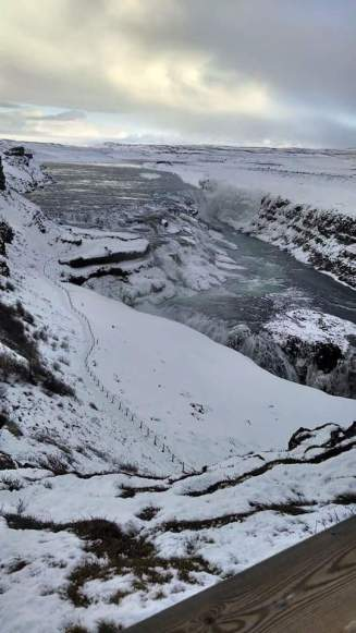 Gullfoss Waterfall | Iceland