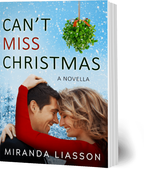 """Image of bookcover """"Can't Miss Christmas"""" by Miranda Liasson"""