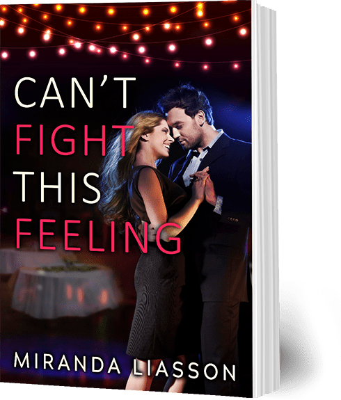 """Image of Book Cover """"Can't Fight This Feeling"""" by Miranda Liasson"""