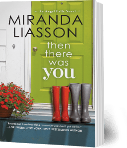 "Book Cover ""Then There Was You""— by Miranda Liasson"