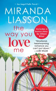 image of the book cover The Way You Love Me by Miranda Liasson