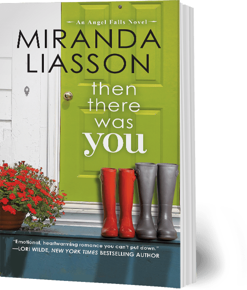 Book Cover: Then There Was you by Miranda Liasson