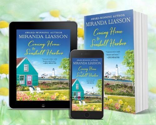 Coming Home to Seashell Harbor by Miranda Liasson