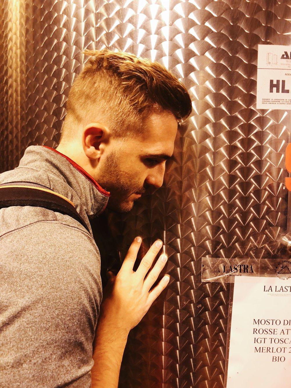 La Lastra Winery Tour Sienna Italy   Miranda Schroeder Blog  www.mirandaschroeder.com