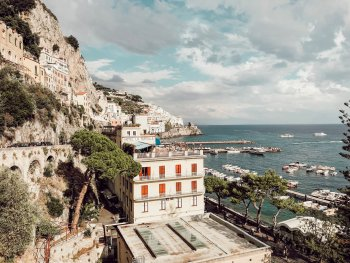 3 Days on the Amalfi Coast, Italy | Miranda Schroeder Blog