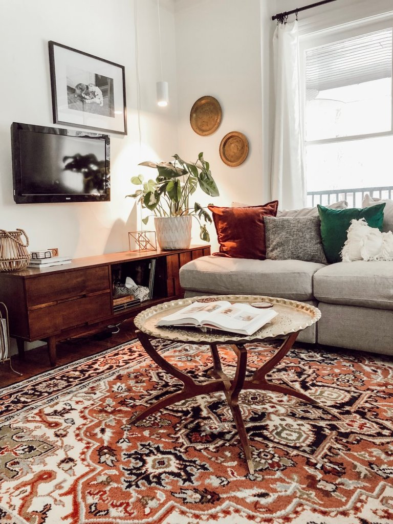 Inside the Home of a Modern, Victorian Filled with Cool Vintage