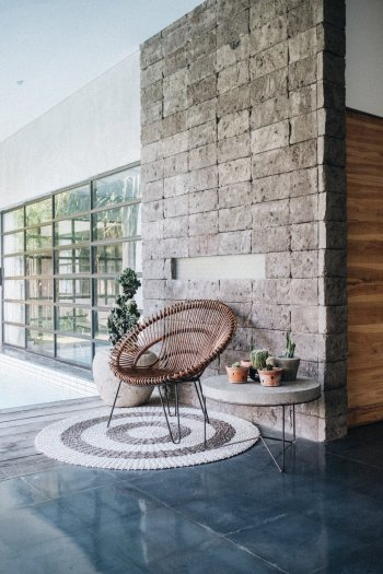 Eclectic, Boho, Modern Accent Chairs | Miranda Schroeder Blog