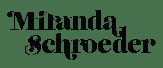 Miranda Schroeder Blog