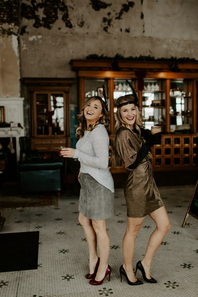 What to Wear to a 1920s Great Gatsby Style Party  #roaring20s #greatgatsby #nyeparty  Miranda Schroeder Blog www.mirandaschroeder.com