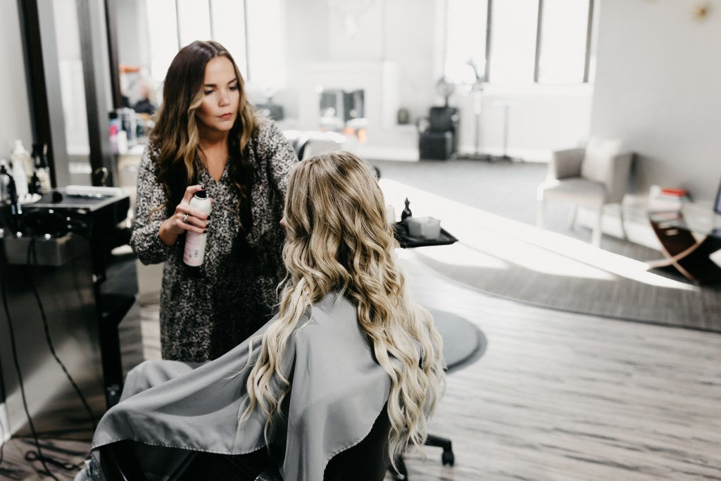 Getting Hair Extensions? Here's What I Wish Someone Would Have Told Me | Miranda Schroeder Blog | Beaded Weft Hair Extensions  www.mirandaschroeder.com