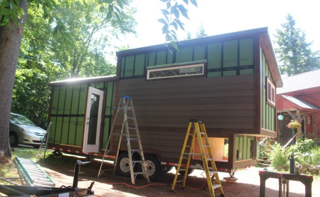 A Building Update From Tiny House Crafters Of Vermont