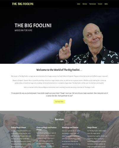 The Big Foolini