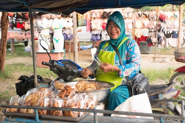 Mercados de Ao Nang