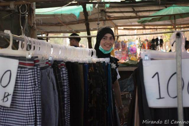 Mercado de Ao Nang