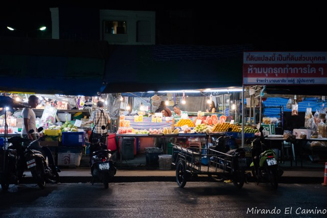 Mercado Nocturno Krabi Night Market