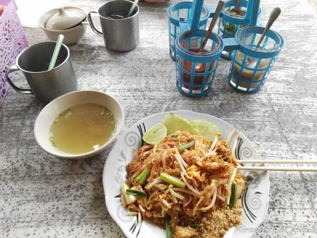 Pad Thai en Ao Nang