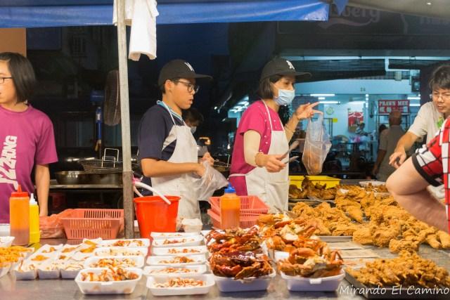 Mercados de Ipoh