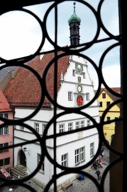 Rothenburg en silencio (IV)