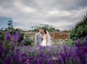 Enfield Wedding Photographer north London couple kissing