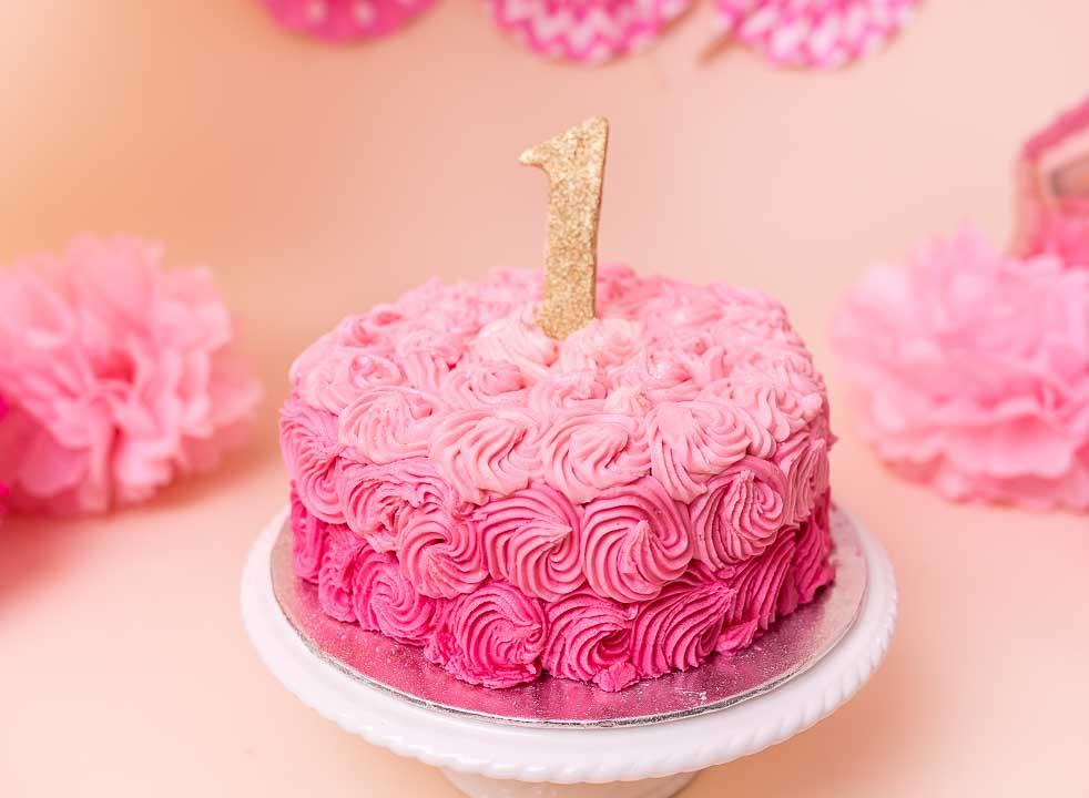 Cake smash 1st Birthday Photos