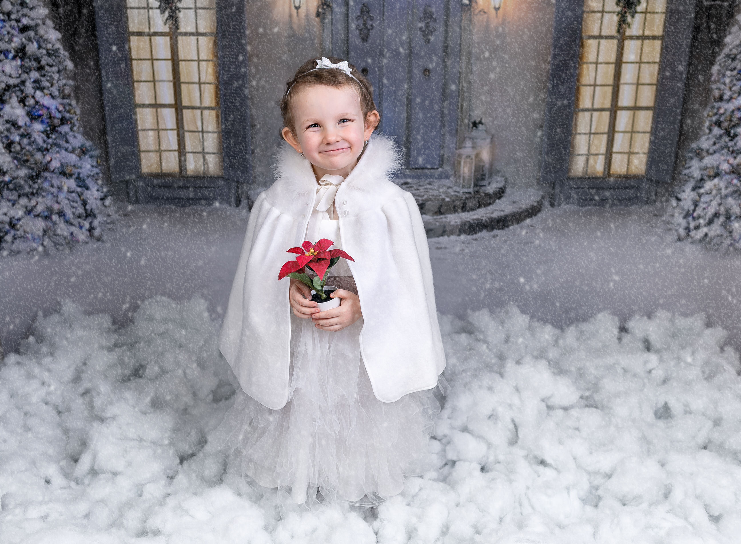 Children Christmas Photoshoot Enfield North London