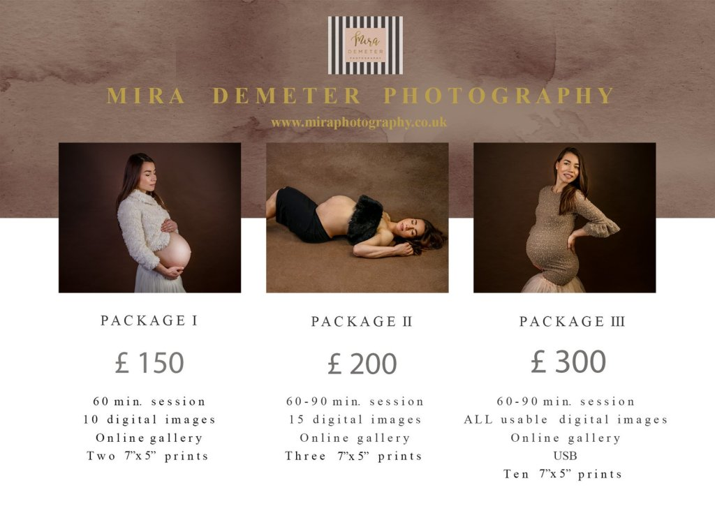 Maternity Studio Portrait Photographer London Enfield Winchmore Hill Barnet Cheshunt Potters Bar Hadley Road Palmers Green