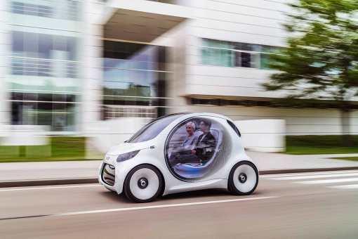 coche smart vision eq fortwo