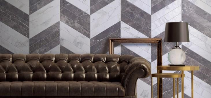 Fori Romani di Ceramica Rondine,  la nuova collezione in gres effetto marmo