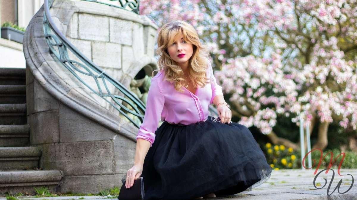 Tüllrock und wie ich zu Carrie Bradshaw wurde.