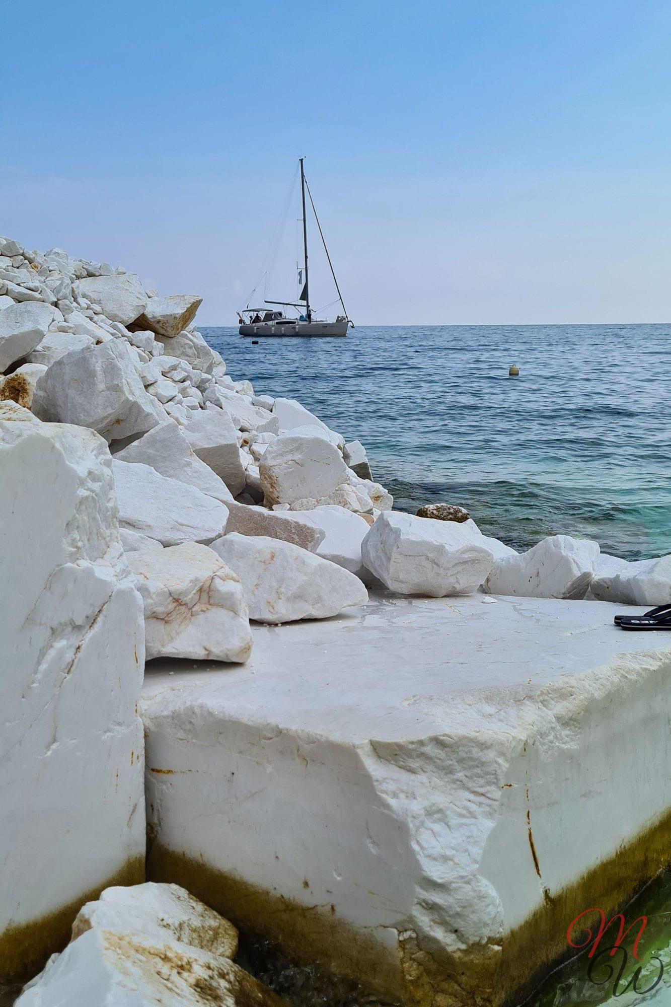 Marmor Strand