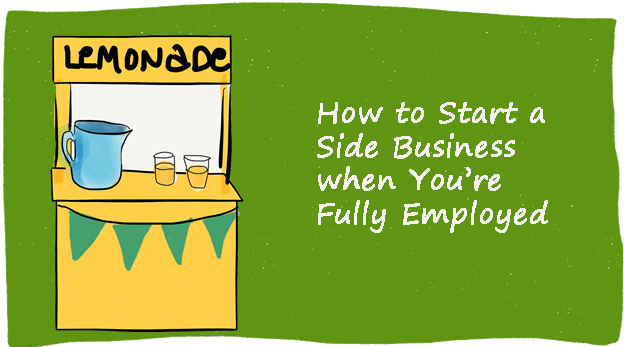 how to start a side business 1